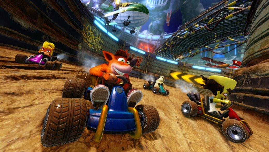 Суть. Crash Team Racing: Nitro-Fueled — стоит ли играть в нее новичкам?  | Канобу - Изображение 0