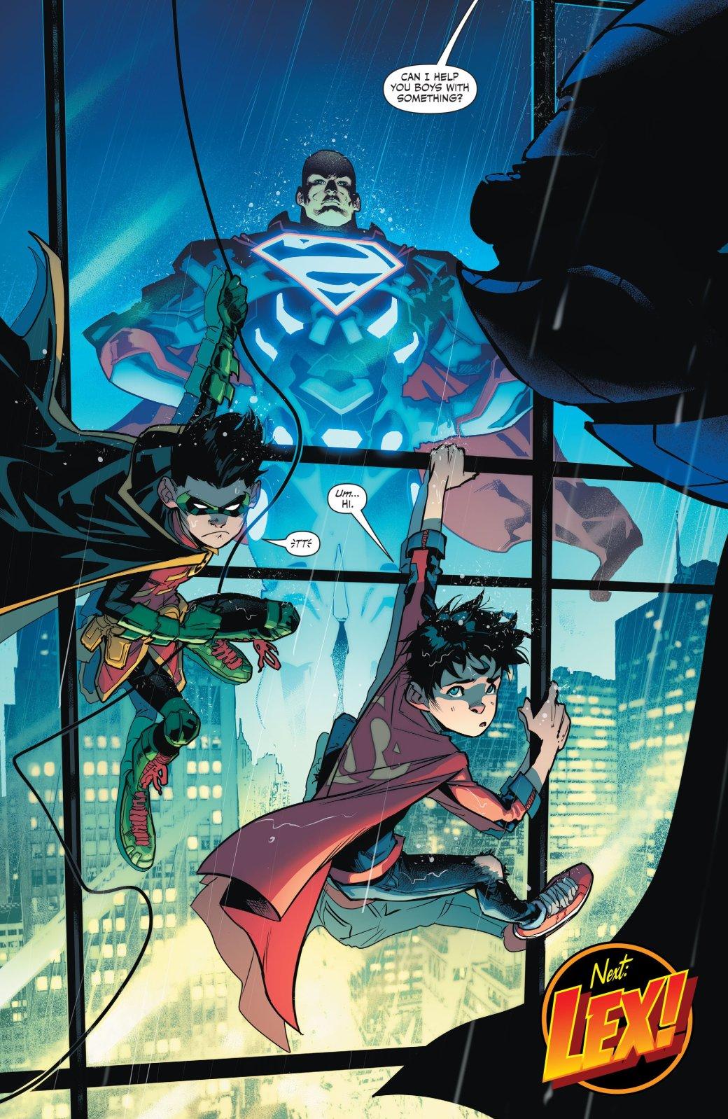 Похоже, Супербой и Робин уже готовы заменить Бэтмена и Супермена | Канобу - Изображение 6