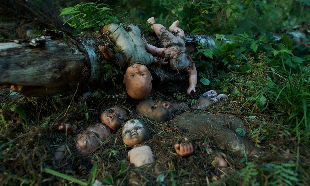 Рецензия на«Яга. Кошмар темного леса». Встретились как-то «Суспирия» и«Нелюбовь» вэлитном поселке | Канобу - Изображение 801