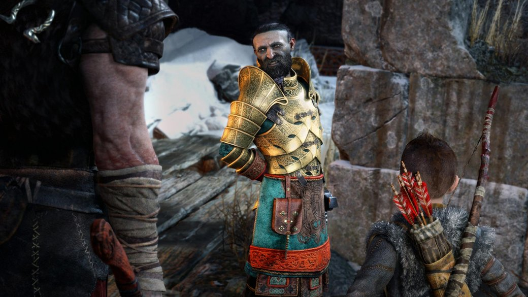 4 часа сновой God ofWar— Кратос уже нетот, ноэто хорошо | Канобу - Изображение 5475