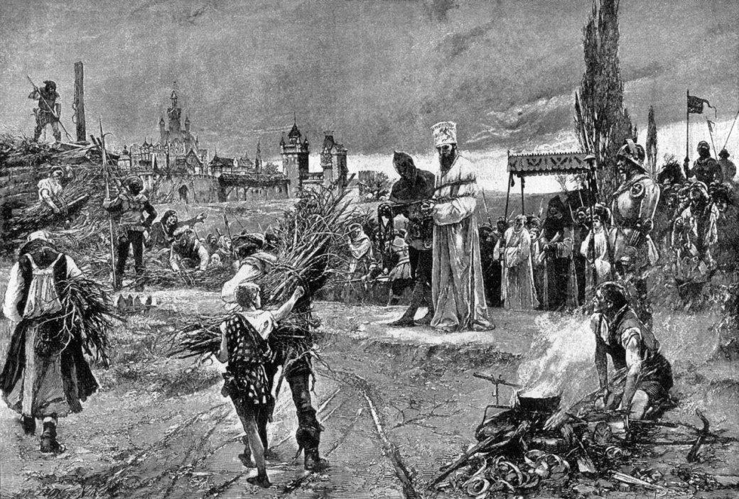 Про что будет Kingdom Come2? Гуситские войны, костры ислепые полководцы | Канобу - Изображение 3