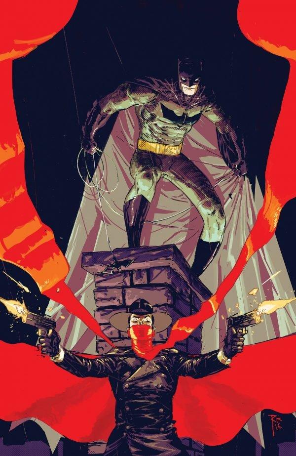 В новом кроссовере Бэтмен встретится с таинственным супергероем Тенью   Канобу - Изображение 6103