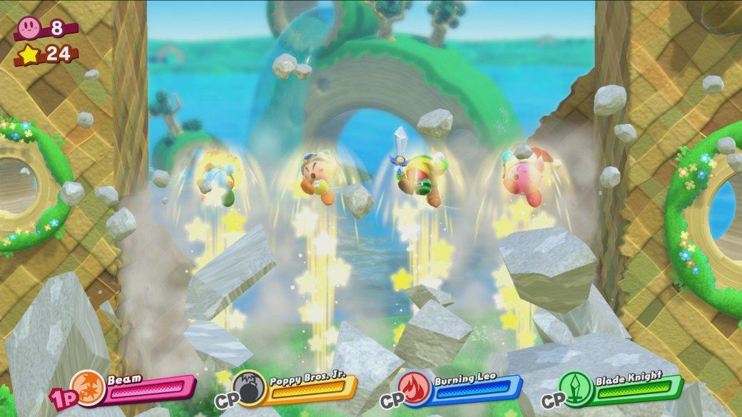 Рецензия на Kirby Star Allies. Обзор игры - Изображение 4