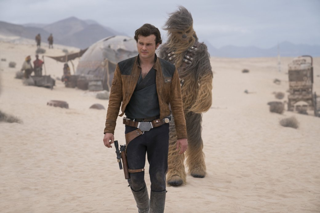 Рецензия на«Хана Соло: Звездные Войны. Истории» | Канобу