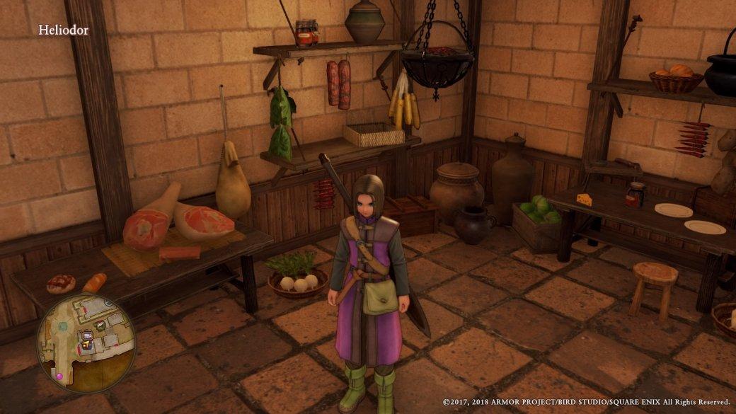 50 невероятно красочных скриншотов Dragon Quest XI | Канобу - Изображение 11543