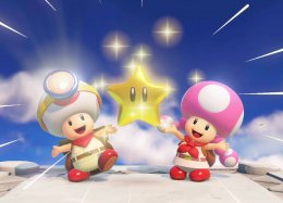 Рецензия на Captain Toad: Treasure Tracker