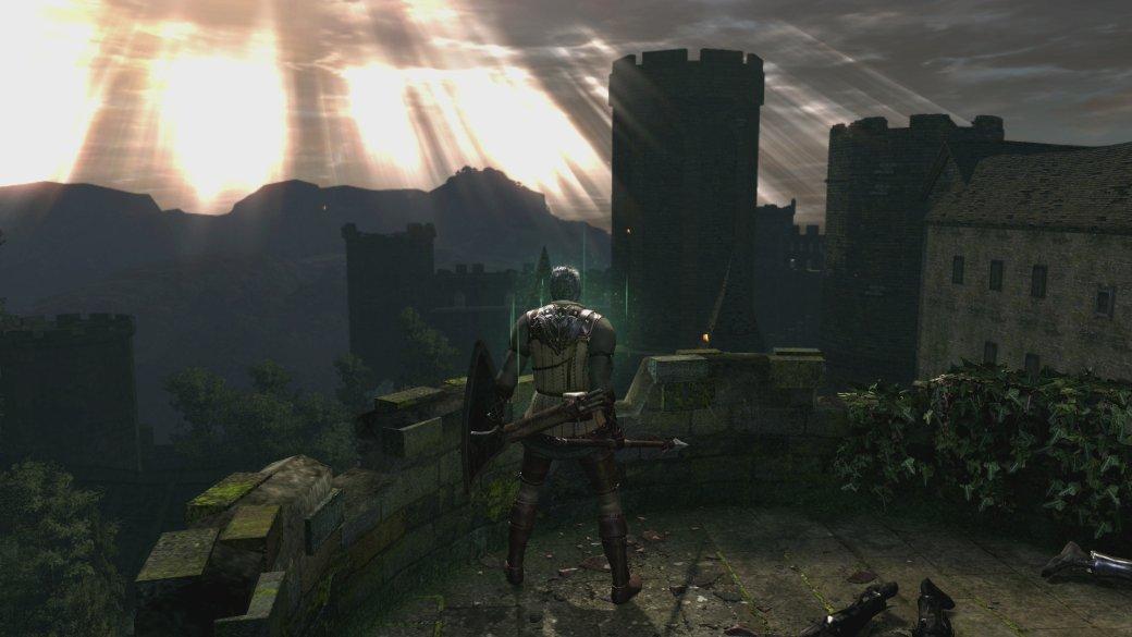 Обзор Dark Souls: Remastered на Nintendo Switch | Канобу - Изображение 3750