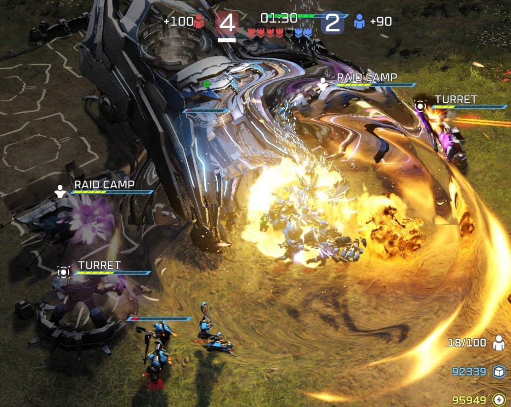 4 часа с Halo Wars 2   Канобу - Изображение 4