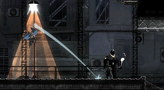 Рецензия на Mark of the Ninja