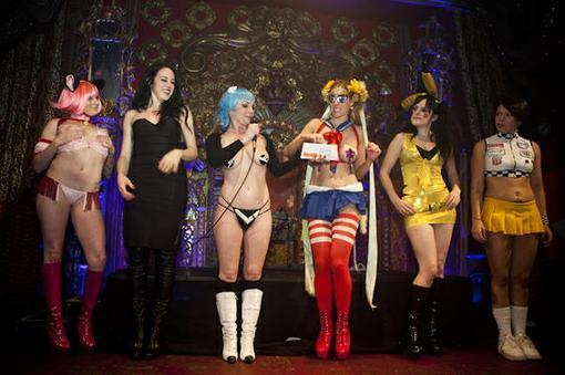 Аниме бурлеск: Косплей как признак сексуальности | Канобу - Изображение 14