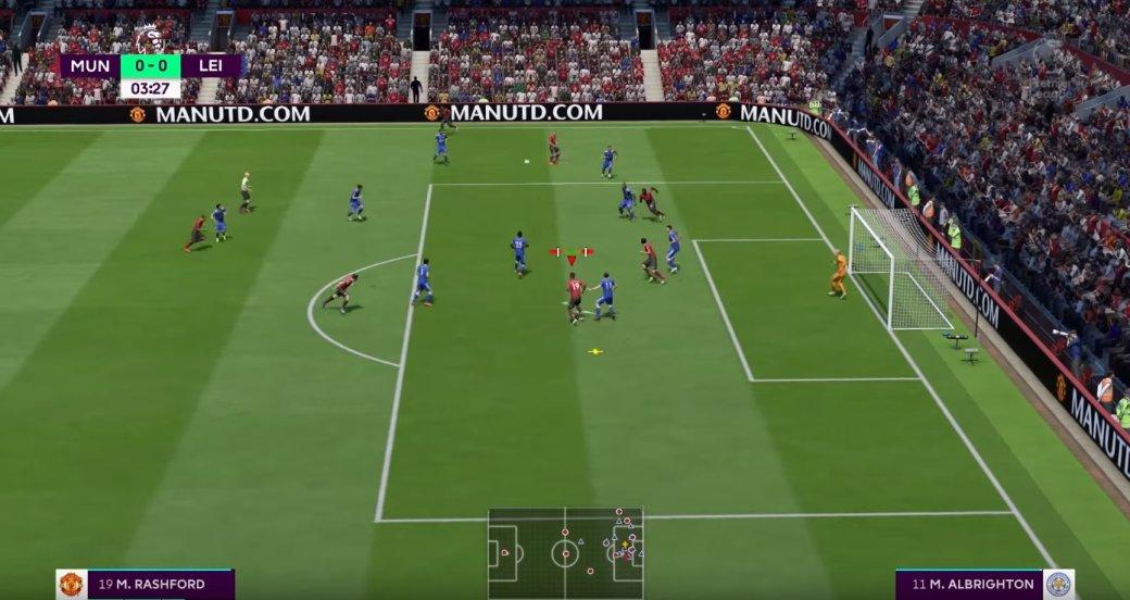 EA объяснила, как работает новая механика удара с таймингом в FIFA 19 | Канобу - Изображение 10770