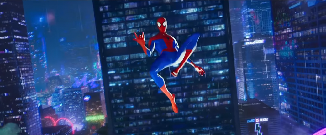 Что показали в трейлере Spider-Man: Into the Spider-Verse. Зеленый гоблин, Гвен-паук и Кингпин?. - Изображение 6