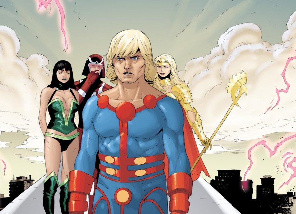 Кевин Файги подтвердил— в«Вечных» появится первый супергерой-гей | Канобу - Изображение 1