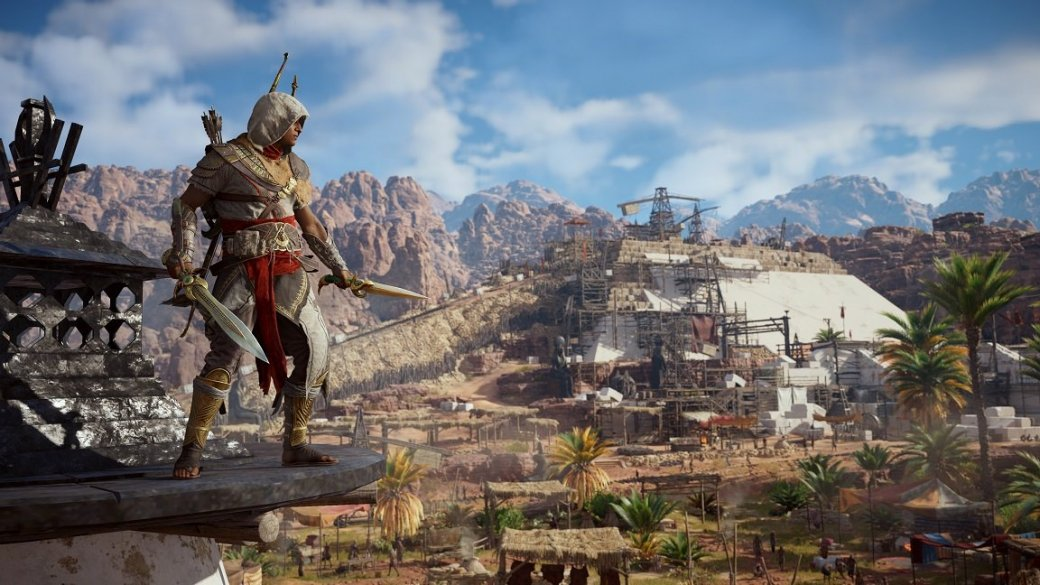 Контекст: Древний Египет в Assassin's Creed: Origins | Канобу - Изображение 6