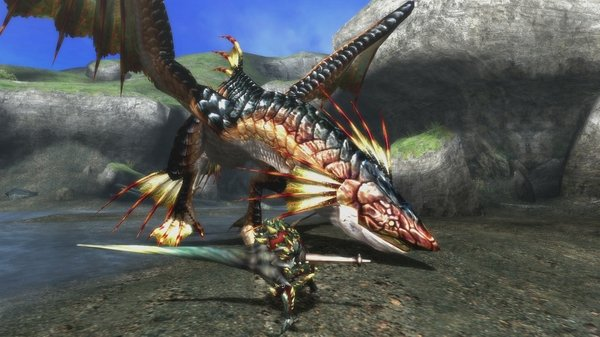 Рецензия. Monster Hunter 3 Ultimate (3DS) | Канобу - Изображение 6