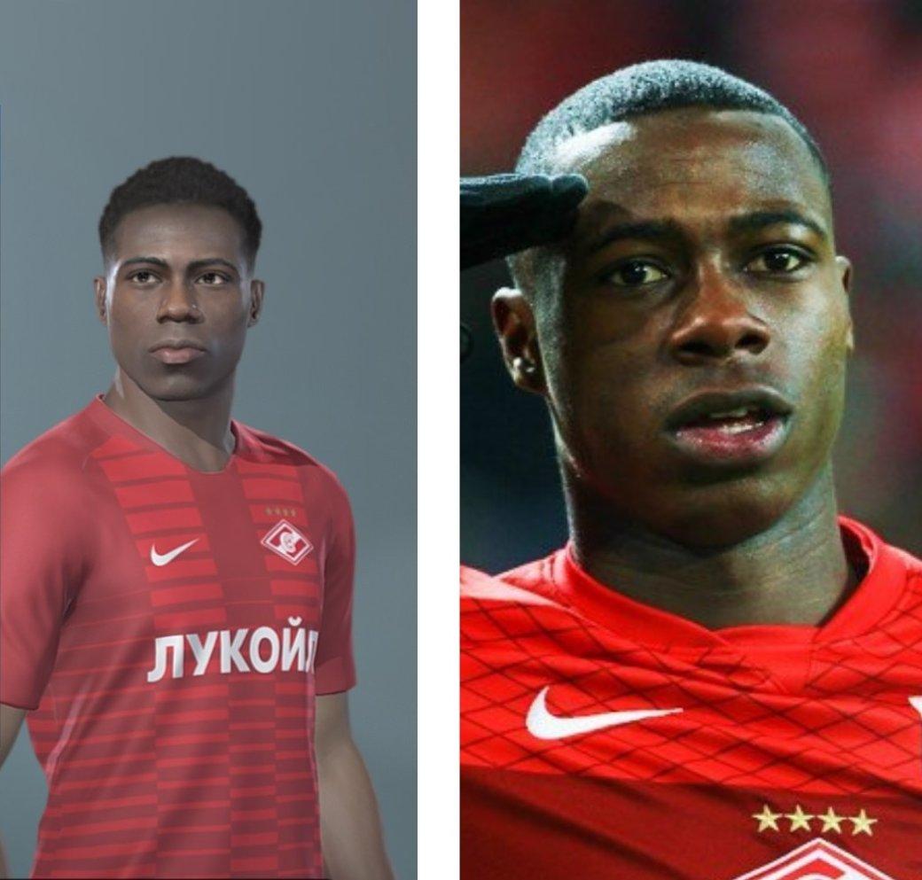 Сравнение лучших футболистов и их виртуальных версий из PES 2019. - Изображение 16
