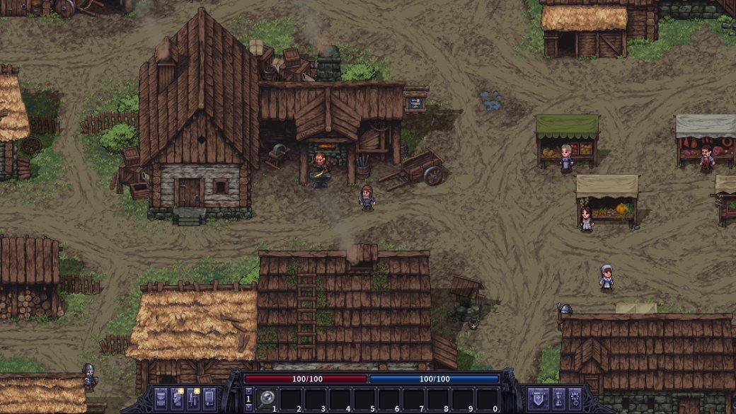 Обзор Stoneshard— многообещающая RPG про фэнтезийный мир, страдания иболь. Стоитли покупать ее? | Канобу - Изображение 6997