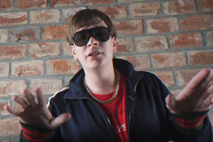 Новый клип Гнойного «Ка-Пэкс»— сплошная отсылка накиношедевр сКевином Спейси. - Изображение 1