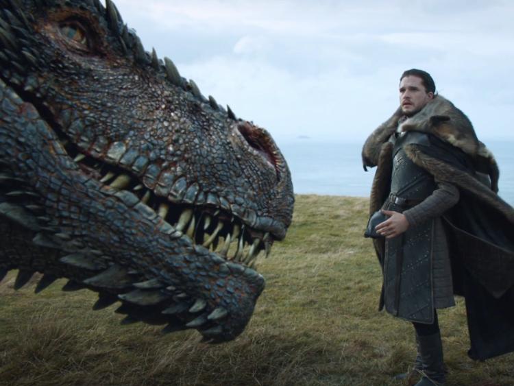 Кита Харингтонабы невзяли, авот дракона— точно! Очень смешное видео «кастинга» «Игры престолов»   Канобу - Изображение 1335