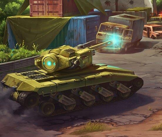 Секреты танкостроения: как изменилась «Танки Х» | Канобу - Изображение 8