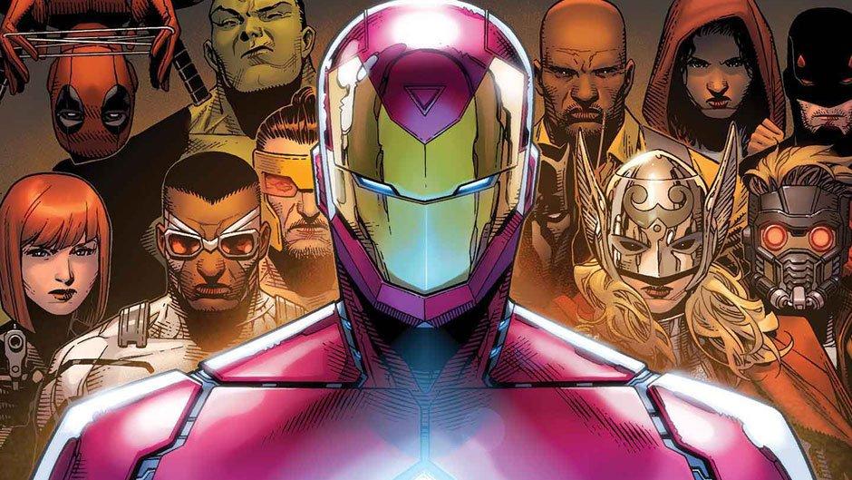 Вкомиксах Marvel все очень, очень плохо   Канобу - Изображение 10638