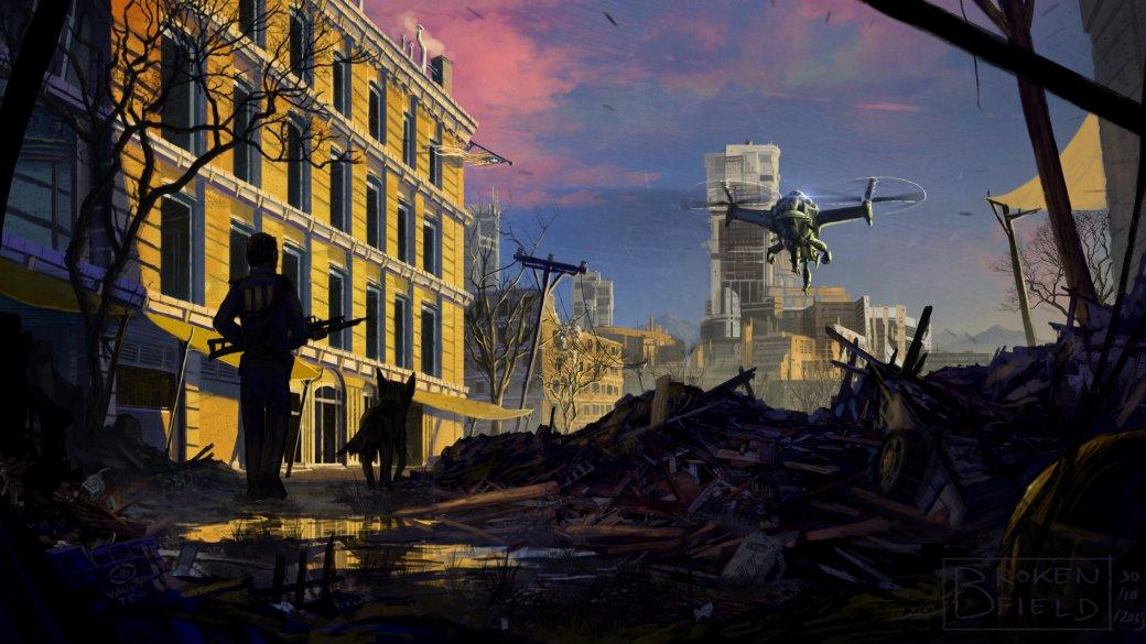 Лучший арт мира Fallout | Канобу - Изображение 24
