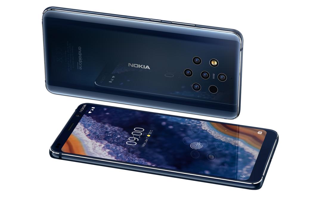 Пятикамерный флагман Nokia9 PureView представили официально | Канобу - Изображение 4