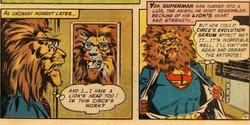 15 самых странных трансформаций Супермена  | Канобу - Изображение 11
