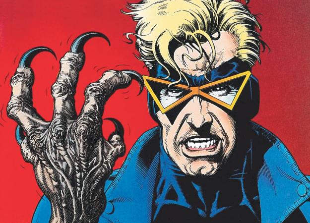 Animal Man — комикс о Творце и его творении, страдающем ради читателя