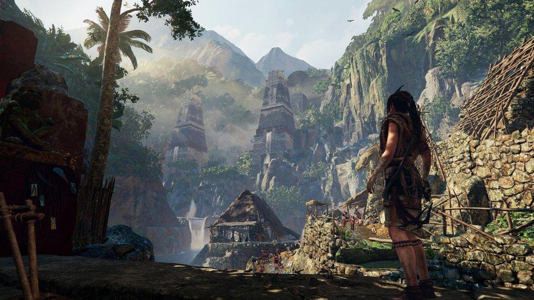 Digital Foundry про Shadow ofthe Tomb Raider: красивее, чем кажется напервый взгляд | Канобу - Изображение 458