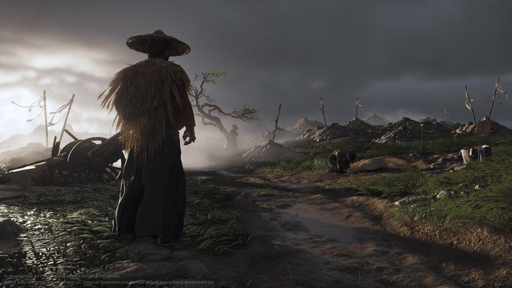 E3 2018: новые подробности геймплея, мира исюжета Ghost ofTsushima   Канобу - Изображение 5361