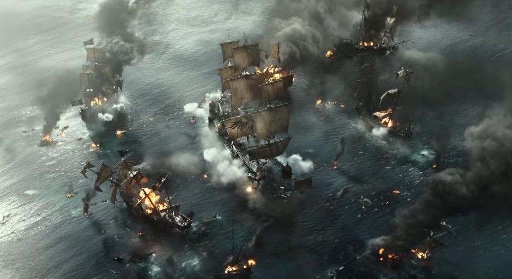 Рецензия на «Пиратов Карибского моря: Мертвецы не рассказывают сказки» | Канобу - Изображение 1