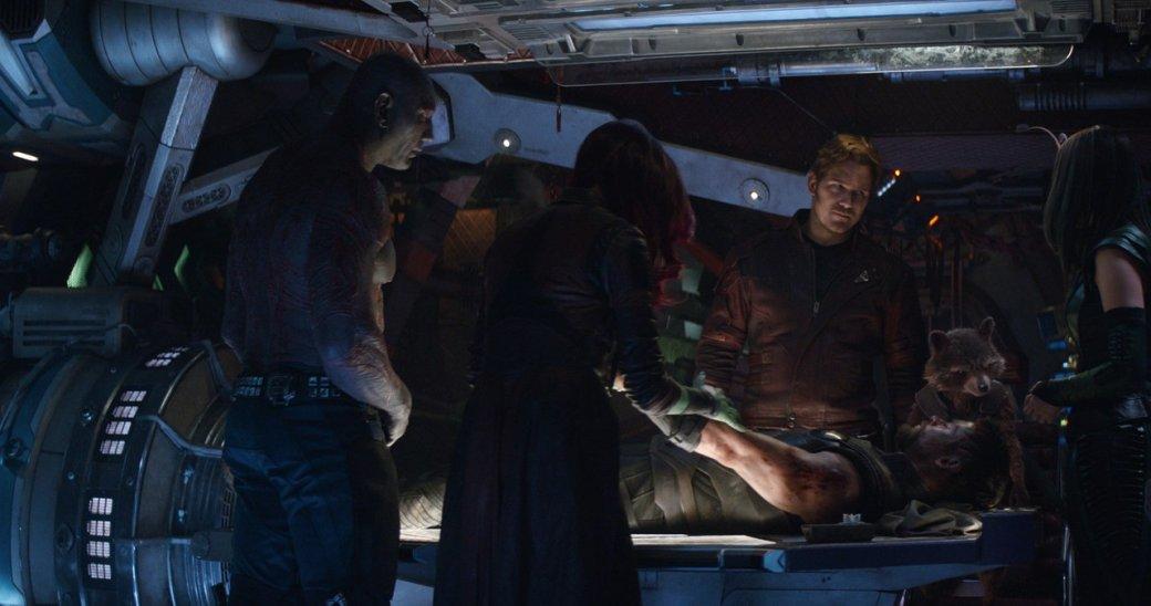 «Мстители: Война Бесконечности» (Avengers: Infinity War) | Канобу - Изображение 3