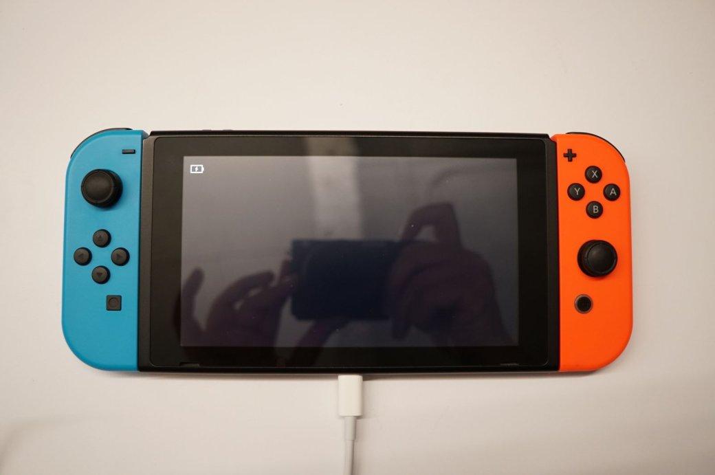Nintendo Switch все-таки можно зарядить от нового MacBook Pro | Канобу - Изображение 11444