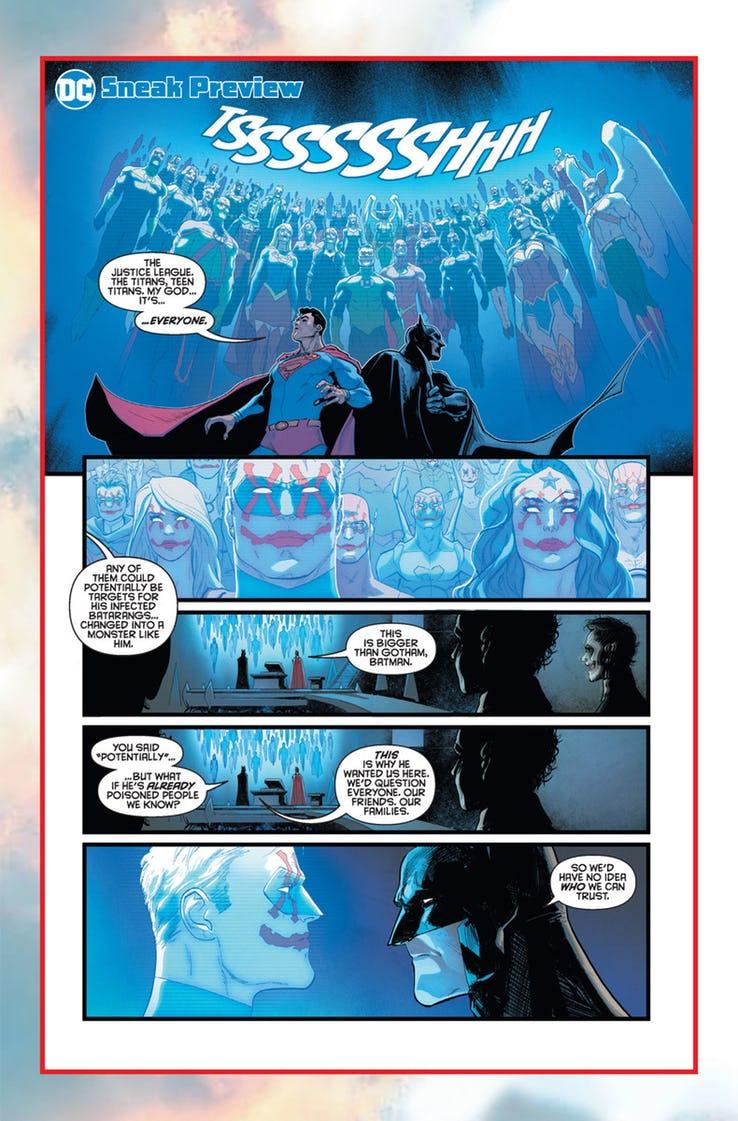 Вновом комиксе оБэтмене иСупермене представят Шазама-Джокера— Билли Бэтсона, зараженного вирусом | Канобу - Изображение 289