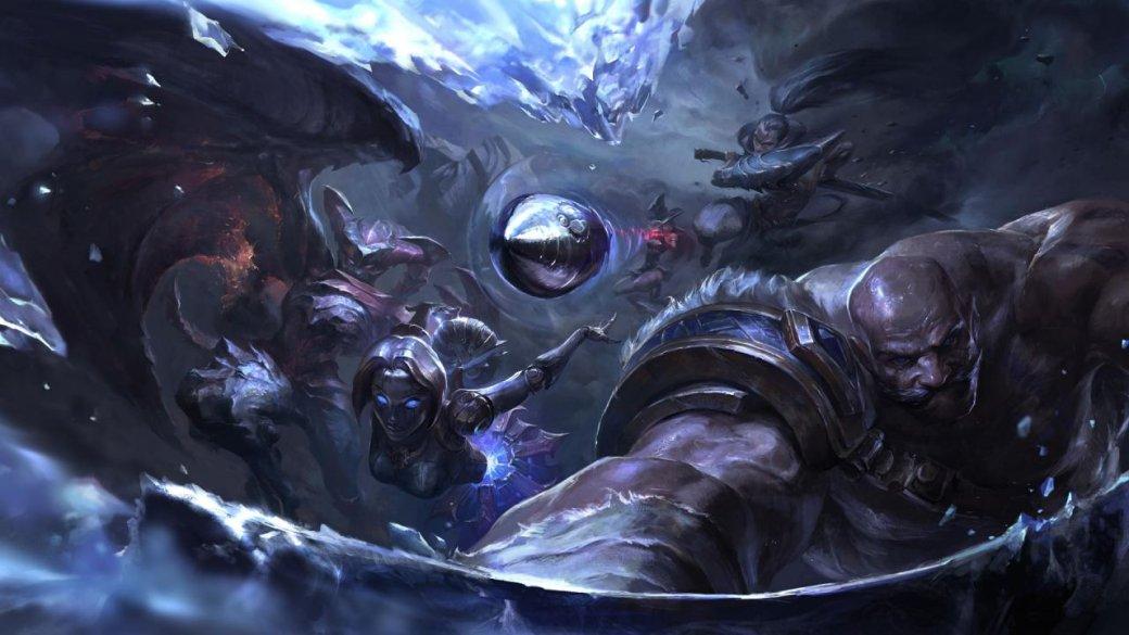 Albus NoX Luna на League of Legends World Championship | Канобу - Изображение 1