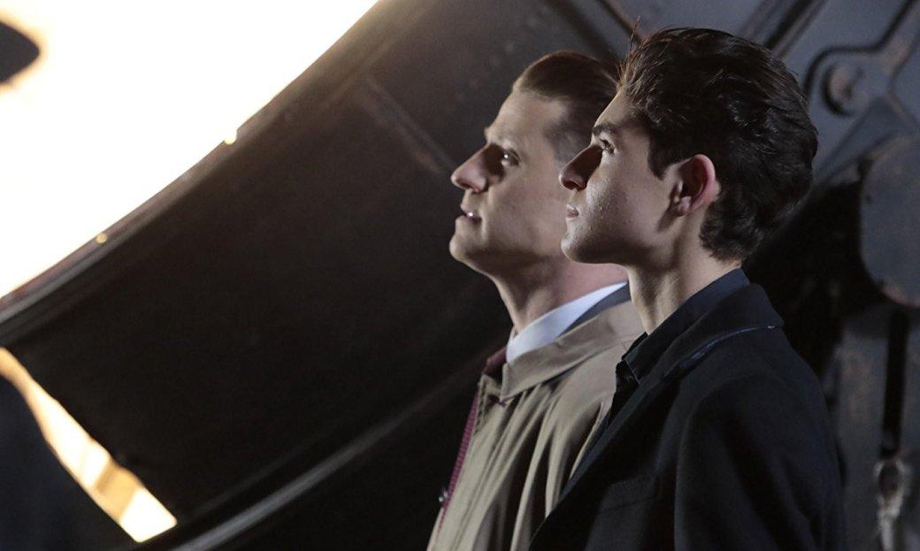 Рецензия на5 сезон сериала «Готэм»— финальный аккорд вистории становления Бэтмена | Канобу - Изображение 0