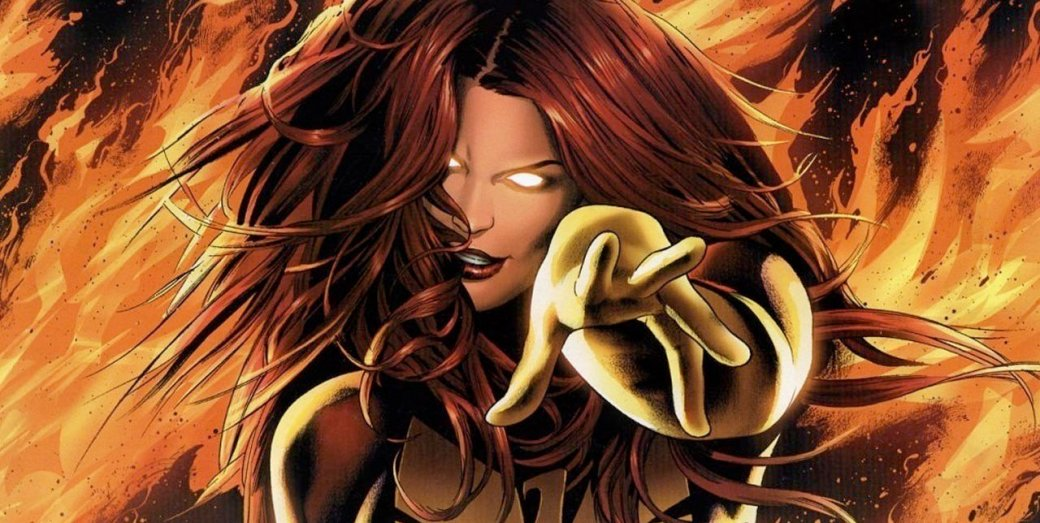 Новый постер «Темного Феникса» оформили встиле обложек комиксов | Канобу - Изображение 0