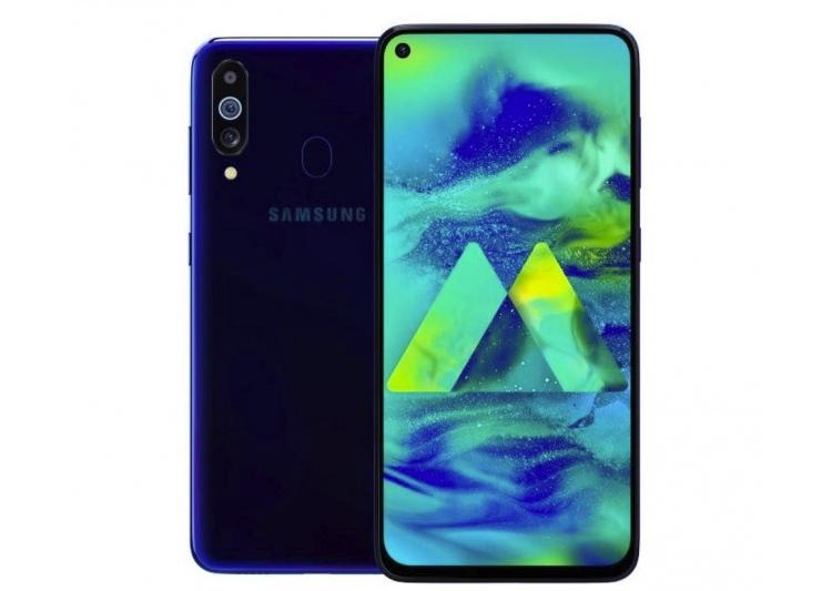 Samsung Galaxy M40 показался напервом фото: тройная камера ичерты S-серии | Канобу - Изображение 4069