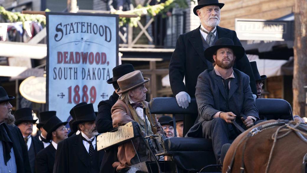 Рецензия на«Дэдвуд»— долгожданное полнометражное завершение культового сериала | Канобу - Изображение 0