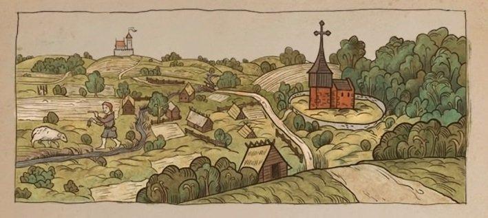 Контекст. Средневековая Богемия в Kingdom Come: Deliverance. - Изображение 10