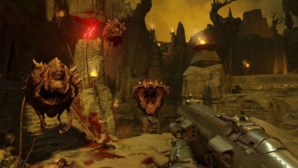 Doom сгеймпадом, Super Smash Bros иHyper Light Drifter. Авочто выиграли напрошлой неделе?   Канобу - Изображение 575