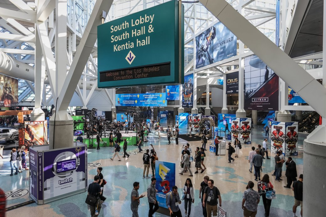 E3 2015: как это было | Канобу - Изображение 7117