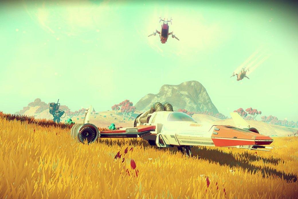 Разработчики No Man's Sky ответили на критику игры в Steam | Канобу - Изображение 11297