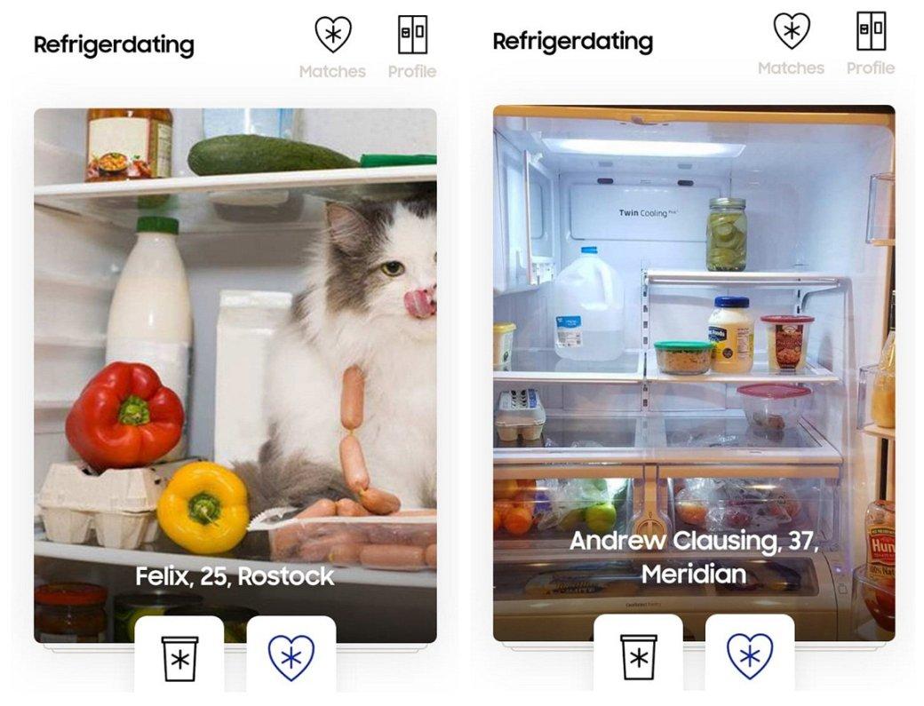 Пользователи сервиса знакомств Samsung Refrigerdating оценивают фото чужих холодильников | Канобу - Изображение 2