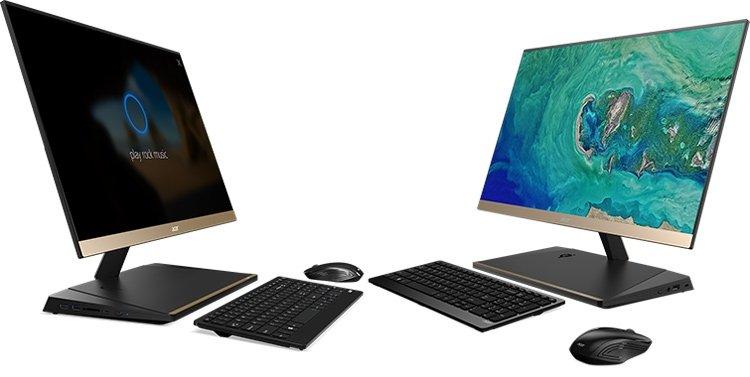 «Супертонкий!» Acer показала свой самый тонкий моноблок | Канобу - Изображение 1273