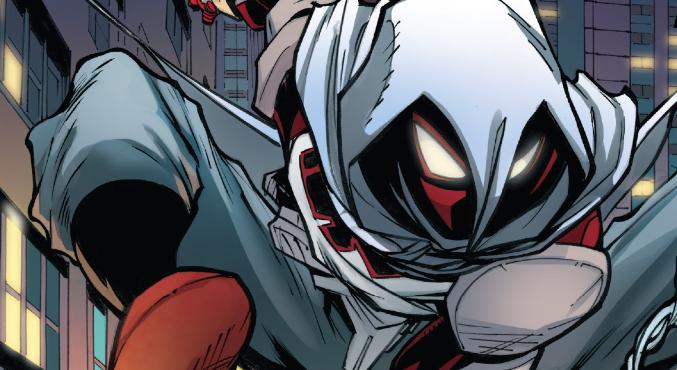 Гибрид Человека-паука иЛунного рыцаря— какова его история визмененной вселенной Marvel? | Канобу - Изображение 1