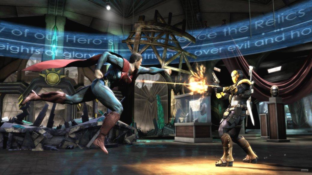 Рецензия на Injustice: Gods Among Us | Канобу - Изображение 3