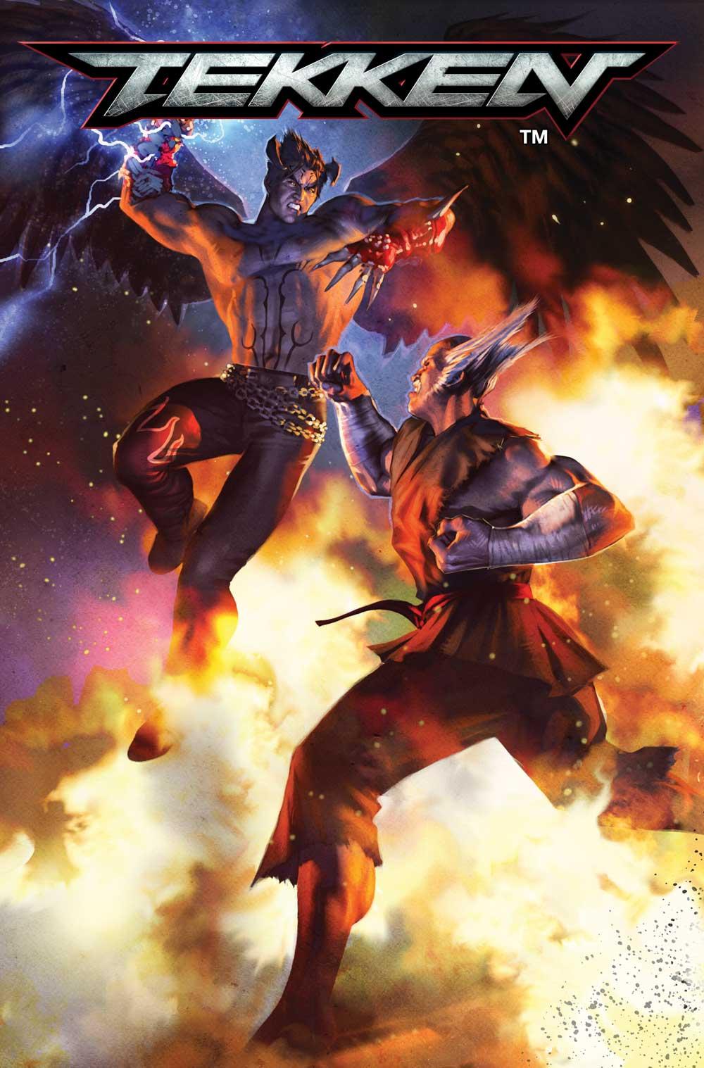 Новый комикс по вселенной Tekken выйдет в мае | Канобу - Изображение 1328