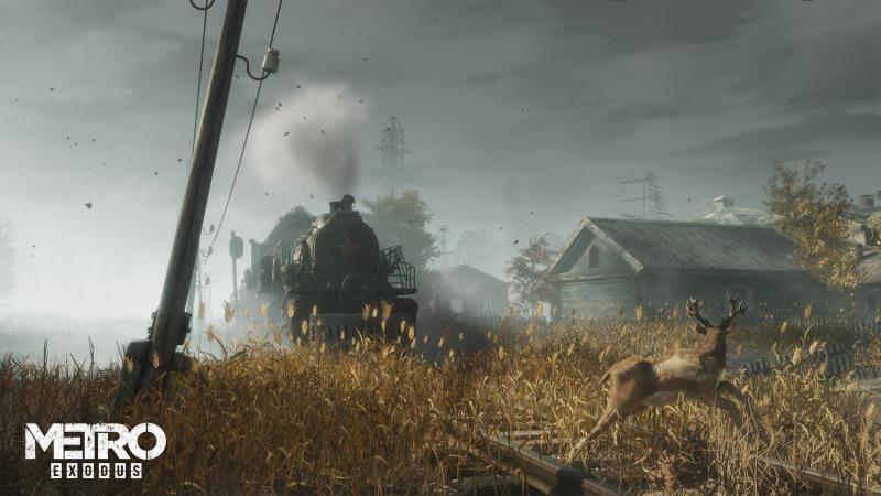 Романтика постапокалипсиса на новых скриншотах Metro: Exodus | Канобу - Изображение 4
